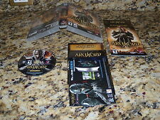 Archlord Arch Lord (PC, 2006) Game Windows Complete (Near Mint)