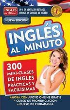 Ingles Al Minuto Audio PK Nueva Edicion by Aguilar Aguilar (2014, CD /...