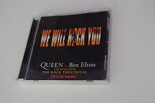 QUEEN and BEN ELTON =WE WILL ROCK YOU=    RARE !!!!!