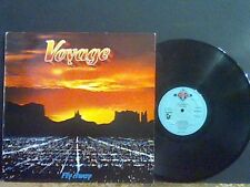 VOYAGE  Fly Away  LP    Funky Disco    GREAT !!