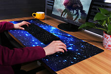 Universe Large Gaming Mouse pad Neoprene Laptop PC Anti-Slip Mouse Mat