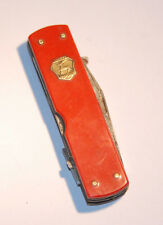 Vintage Soviet Original Colletable Gorky Multifunctional Folding Poket Knife