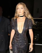 5 x Gigi Hadid A4 photos #2