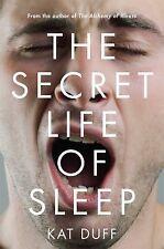 The Secret Life of Sleep, Duff, Kat, Good Book