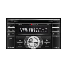 NEW NAKAMICHI Double Din CD USB SD Receiver NA788  NA-788