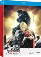 Fullmetal Alchemist: Brotherhood - First Collection One (Blu-ray Disc, 2012)