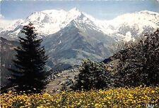 BG28177 panorama sur le massif du mont blanc   france