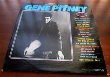 Gene Pitney  Greatest Hits Of All Time  1966  Musicor  MM-2102  R&R  Pop  LP  VG