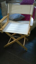 Folding Directors Chair - Picnic / Campervn / Camping