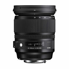 Sigma 24-105mm f/4 DG OS HSM Art Lens (for Canon) *NEW*