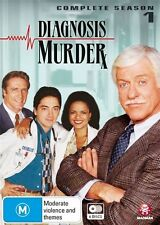 Diagnosis Murder: Season 1 NEW R4 DVD