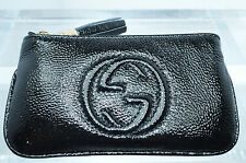 Gucci Key Pouch Microguccissima Key Case Pouch Credit Card Women's Bag NWT