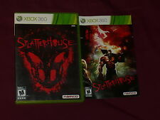Splatterhouse (Microsoft Xbox 360, 2010) Complete Tested & Works