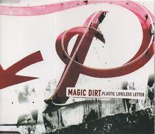 MAGIC DIRT 2003 CD PLASTIC LOVELESS LETTER - Adalita