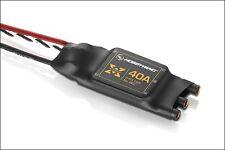 HOBBYWING ESC - XROTOR 40A 2S-6S 600Hz Brushless Bürstenloser Regler 30901040002