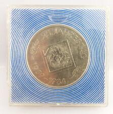 Medaille: silberfarben 25. Jahrestag des Vereins KSK 1959-1984 e1480