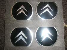 CITROEN C4 GRAND C3 XSARA PICASSO ALLOY WHEEL HUB CENTRE CAP DECALS LOGOS BADGES