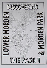 LOWER MORDEN & MORDEN PARK - South London Local History Photographs Maps Streets