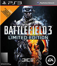 Battlefield 3 -- Limited Edition (Sony PlayStation 3, PS3, 2011) Used