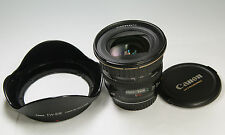 Canon EF 20-35mm f/3.5-4.5 USM Lens Excellent w/sample image