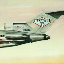 "BEASTIE BOYS ""LICENSED TO ILL"" CD NEUWARE!!!!!!!!!!!!!!"