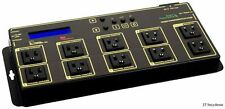 DLI LPC7 10 Ports Web Power Switch Remote Reboot Control LCD 15A 110-240V (5B)