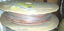 "250 feet GATES 4327-0109 6NABTN 3/8"" AIR BRAKE TUBING BROWN NEW 250 FT ROLL"