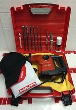 HILTI TE 16, MINT CONDITION, PREOWNED, ORIGINAL WITH FREE EXTRAS, FAST SHIPPING