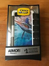 Otterbox Armor Series Waterproof Drop Case Marine Mathias for iPhone 5 5S SE