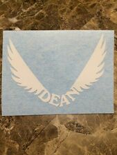Dean Series II Replacement Guitar Headstock Decal Sticker ML V Z Custom Project