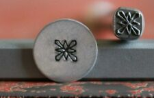 SUPPLY GUY 5mm Compass Rose Metal Punch Design Stamp SGT-7, Made in the USA