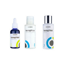 (15,96 € / 100ml) Keraphlex Concentrat Paket Set Step 1 + 2 + 1 x Step 3
