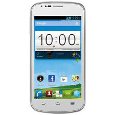 ZTE Blade Q Smartphone (11,4 cm,Touchscreen,1,3GHz,Dual-Core,4GB,5 Mp Cam) weiss