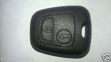 CITROEN C1 C2 C3 C4 XSARA PICASSO 2 BUTTON REMOTE KEY FOB CASE SHELL COVER