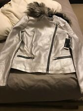 A.N.A. Aviator Bomber Jacket Coat $90 New!