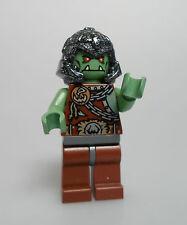 Lego ® caballero mundo Castle 1x minifigura orc Warrior troll con casco 7097 7041 personaje