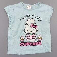 Tee shirt fille 3-4 ans Hello kitty - vêtement habit