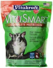 Vitakraft Vita Smart Sugar Glider Food, New, Free Shipping
