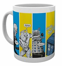 Doctor Who - Dr. Who Angel Pop Mug Keramik Tasse GB EYE