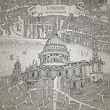 'ST. PAUL'S CATHEDRAL' Limited Edition Print (numbered & signed by the artist)
