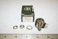 Clarostat Honeywell 53C2 100K Ohm Potentiometer Industrial RV4LAYSA 104A New