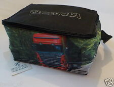Genuine Scania Truck Small Insulated Cooler Cool Bag 6 Can Brand New with Tags