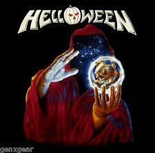 HELLOWEEN cd cvr KEEPER OF THE SEVEN KEYS Official SHIRT XL new