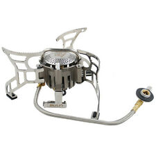 Bulin Foldable Mini Camping Hiking Picnic BBQ Cookout Gas Stove Burner Cooker