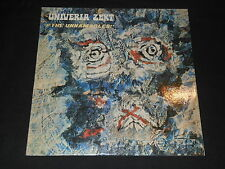 "UNIVERIA ZEKT   LP 33T 12""   THE UNNAMABLES   1986"