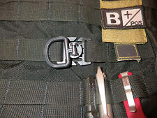 FOUR MOLLE Compatible D-Ring Swivel. For LBT tad gear, maxpedition, kifaru packs