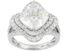 Brilliant Legacy® For Bella Luce® 10.64ctw Platineve™ Ring
