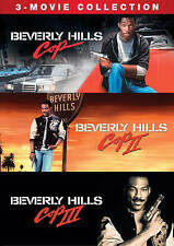 Beverly Hills Cop Collection (DVD, 2016, 3-Disc Set)