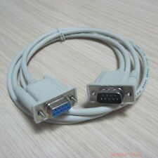 Serial Ribbon 9 pin RS232 Com Port Motherboard Cable cord connector DB9 9p 1.5m