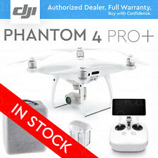 "DJI PHANTOM 4 PRO+ PLUS DRONE w/ Gimbal Camera 1"" CMOS 4K 20MP. + 5.5"" DISPLAY"
